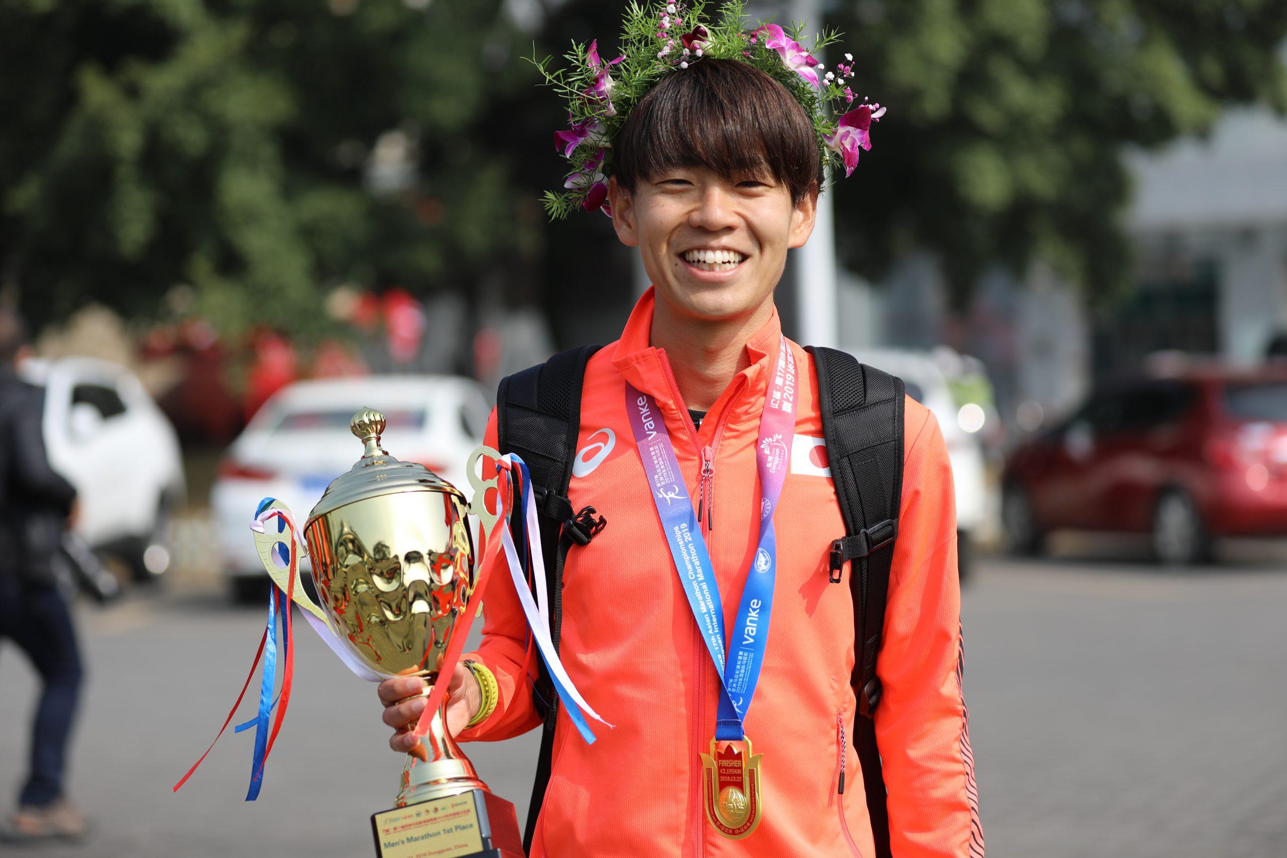 2019.12.22.アジアマラソン選手権