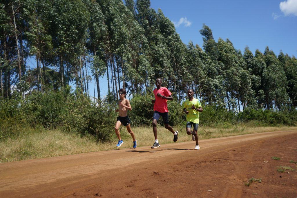 2020.winter camp in Kenya