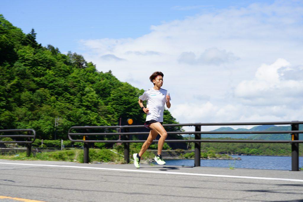 2020.Long run in Saiko